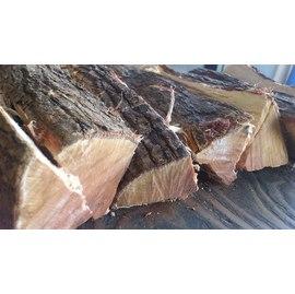 姥目樫(ウバメガシ)の薪 未乾燥 割28kg