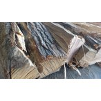 姥目樫の薪(乾燥済)割28kg入り