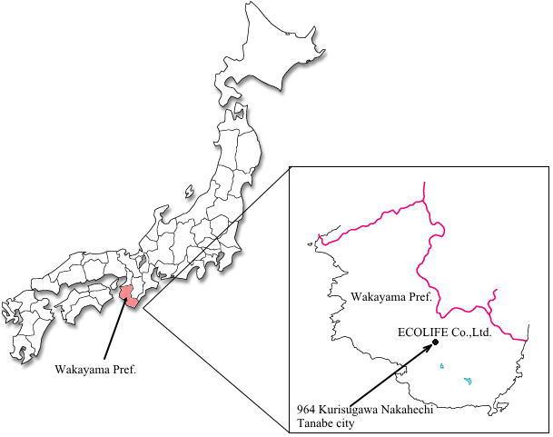 Location ECOLIFE